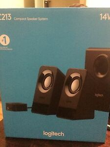 Compact speakers Mawson Lakes Salisbury Area Preview