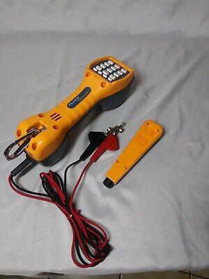 Fluke Networks Ts30 Linemans Test Er And D814 Impact Punch Tool Slightly Used