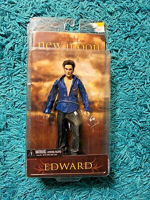 "NEW ~ Twilight Saga New Moon Edward Cullen Figure 7"" 2009"