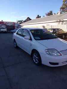 2006 Toyota Carolla conquest Easy finance Canley Vale Fairfield Area Preview