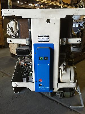 General Electric AKF-2C-1 Circuit Breaker 2000 Amp 1 Year Warranty
