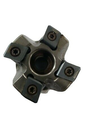 Ingersoll 2 Indexable Facemill 0.75 Arbor Shu-20015d1r01 Loc508b