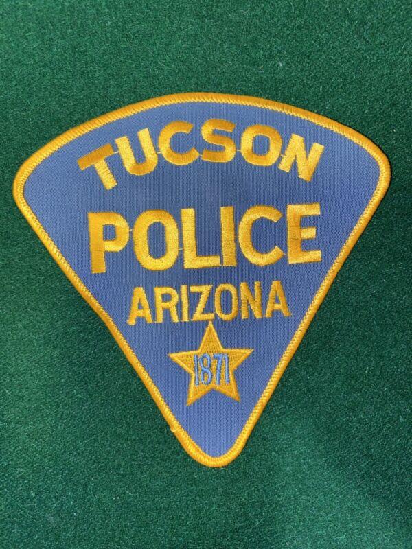 Tucson Arizona Police Patch