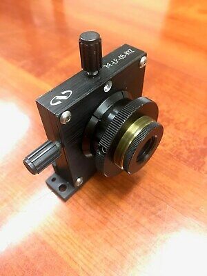 Newport M-lp-05-xyz Lens Positioner Lot Of 3
