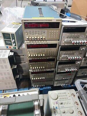 Tektronix Ps2521g Programmable Power Supply 20v2.5a6v5a