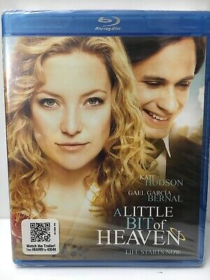 A Little Bit of Heaven (Blu-ray Disc, 2012) Kate Hudson, Gael Garcia (Gael Garcia Bernal A Little Bit Of Heaven)