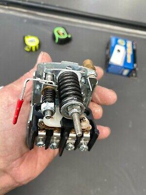 Squared Air Compressor Pressure Switch Control Valve