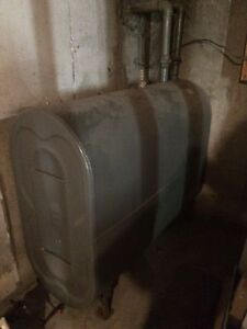 Tank   Heating oil tank