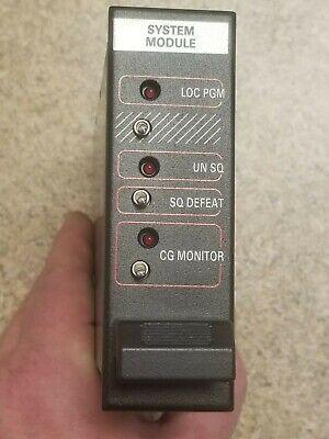Ge Mastr Iii Receiver System Module 19d902590g7 Ericsson