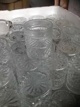 Decorative Drinking Glasses - High Tea Style Adamstown Newcastle Area Preview