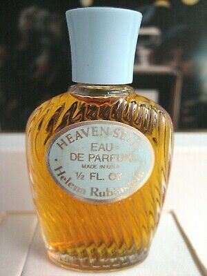 New Helena Rubinstein Heaven Sent 1/2 oz Vintage EDP eau de parfum mini
