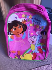 Dora explora suitcase Roxburgh Park Hume Area Preview