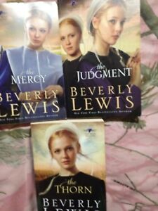 Beverly Lewis  The Rose Trilogy Lori Wick series