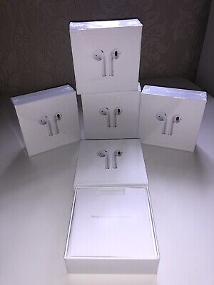 Earphones for Apple airpods 2nd generation with wireless charging case & USB