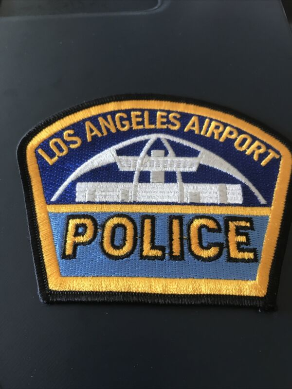 Los Angeles Airport LAX Police Patch