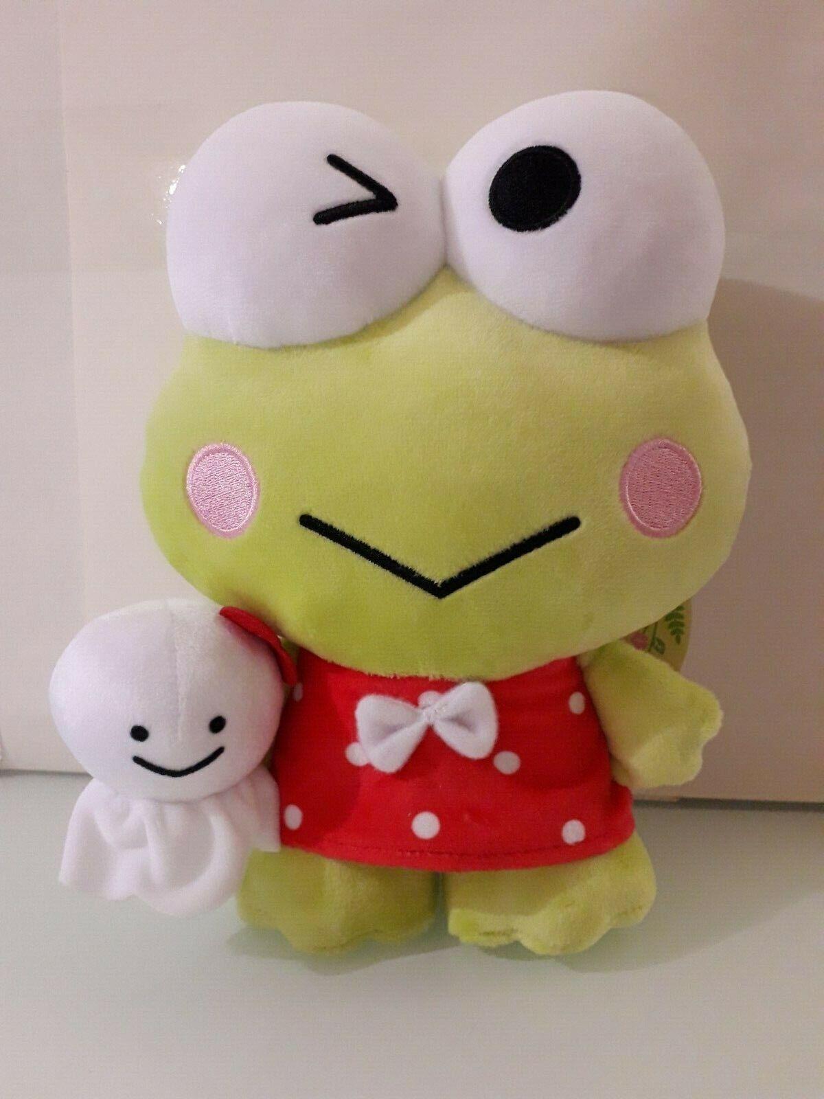 Sanrio Japan Kero Kero Keroppi Magnet Plush Doll Price reduction