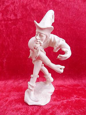 Beautiful,Antique Wooden Moresca Dancer Carved __ 18cm Tirol