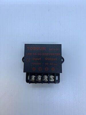 15w 12v24v Dc To Dc 5v 3a Step Down Regulator Module Converter