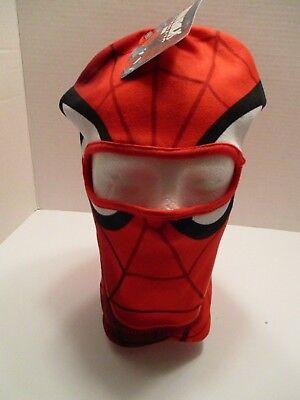 Ultimate Spiderman Ski Snow Mask Skull Cap Marvel Berkshire Fashions New w Tags
