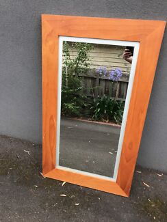 Wooden Frame Mirror Other Home Decor Gumtree Australia