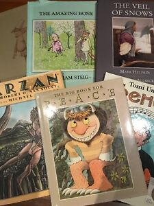 Large Selection of Hardcover Children's Books – $10 each