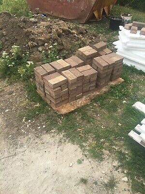 used block paving