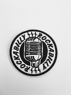 Rockabilly Patch Grunge Alternative Punk Rock