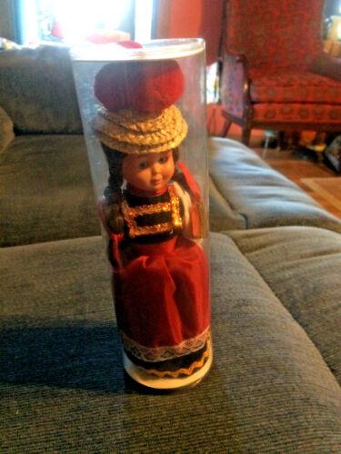 8.5 inch Portuguese/ Spanish Doll New in Box