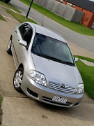 Toyota Corolla 2005 Dandenong Greater Dandenong Preview