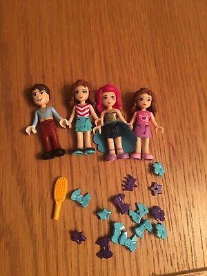 lego friends figures