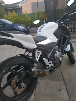 Honda CB300FA 2015 **may swap for car**