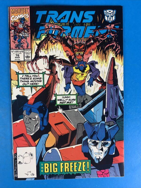 Transformers #76 NM 🔥🔥🔥