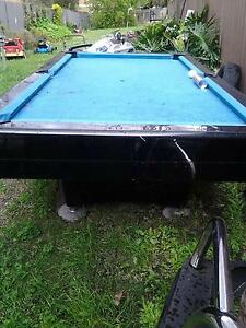 *AMAZING OUTDOOR WATERPROOF POOL TABLE FULLY IMPORTED VERY RARE!* Campsie Canterbury Area Preview