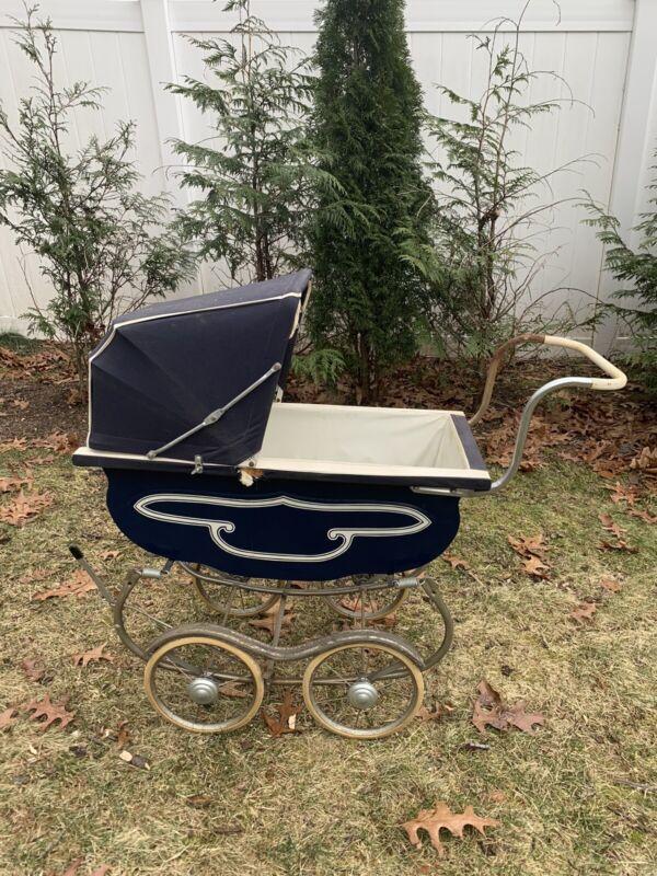 Antique Vintage Baby Carriage Stroller