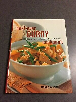 Best Ever Curry Cookbook 150 Recipes From Asia and India Color Softcover (Best Curry Recipe Ever)
