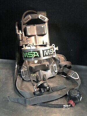Msa Frame Harness Scba Air Pack Bottle Cylinder Tank Holder. Our 6