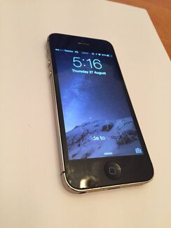 iPhone 5 64gb custom gold Worrigee Nowra-Bomaderry Preview
