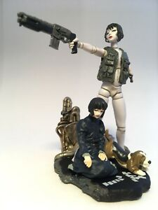 Ghost in the Shell 2: Innocence - Rare Small Figure - Motoko  - Japan Import