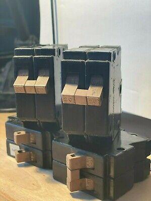 Cutler Hammer Ch220 Type Ch 20 Amp 2 Pole Circuit Breaker Warranty Full Notch
