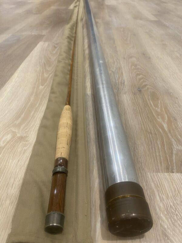 Thomas and Thomas Bamboo Split Cane 1 Piece Rod