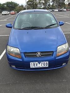 2005 Holden Barina TKHatchback Clayton Monash Area Preview