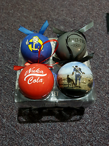 Fallout4 ornaments + more Riverside West Tamar Preview