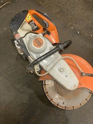 Stihl Ts 420 14 Quickcut Concrete Saw