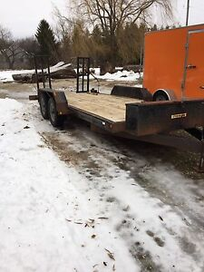 Equipment trailer Stratford Kitchener Area image 2