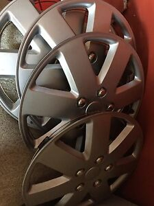 15 inch hub caps urgent sale cheap fits Toyota hiace Berala Auburn Area Preview