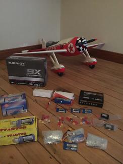 R/C Electric Plane