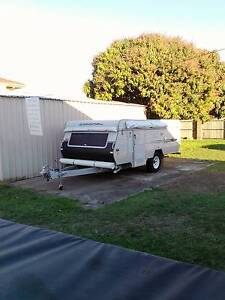 2010 Coromal Popup Caravan Clontarf Redcliffe Area Preview