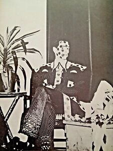 LEIGH BOWERY Trojan SKINHEAD Barry Kamen BODYMAP Kate Bush VTG FASHION MAGAZINE
