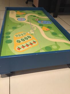 Sold pending pick up - Free train table/ LEGO table
