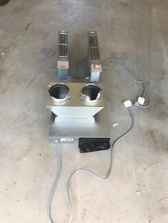 Gaggenau downdraft ventilationseries 400